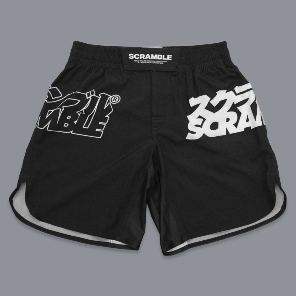 Scramble Core Shorts - Coal