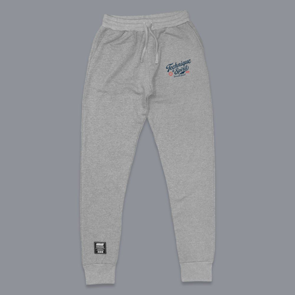 Scramble Technique and Spirit Joggers - Grey