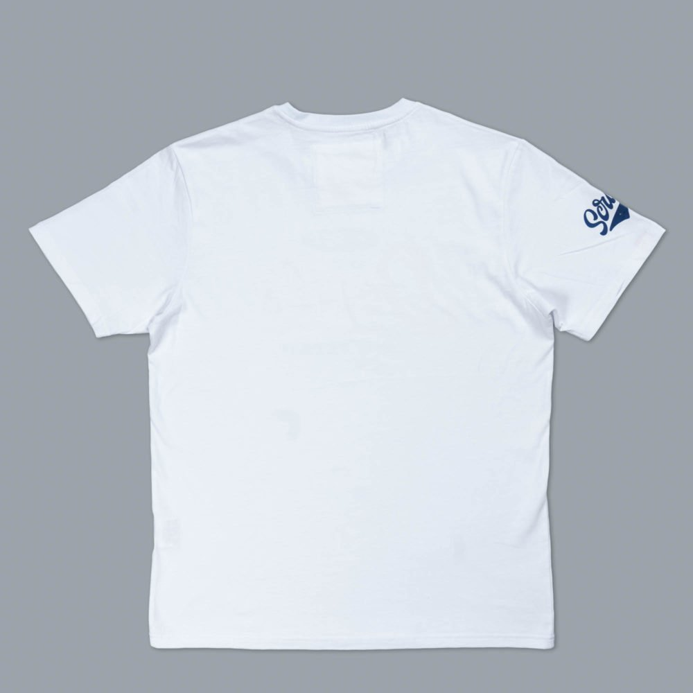 Scramble No-gi Devils Tee - White