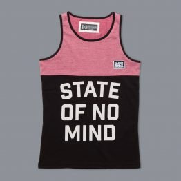 Scramble 'State of No Mind' Vest - Red