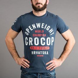 Scramble x Crocop Open Weight Tee