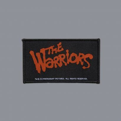 The Warriors Logo Patch