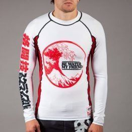 Scramble Be Water Rashguard