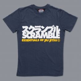 Scramble 'Essentials' T-shirt - Navy