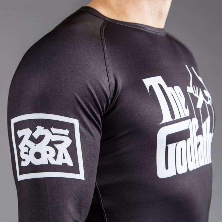 Scramble x The Godfather Official Rashguard