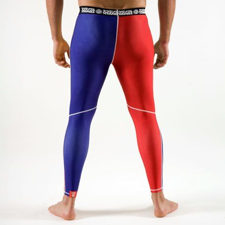 Scramble 'Rainbow Spats' Grappling Tights