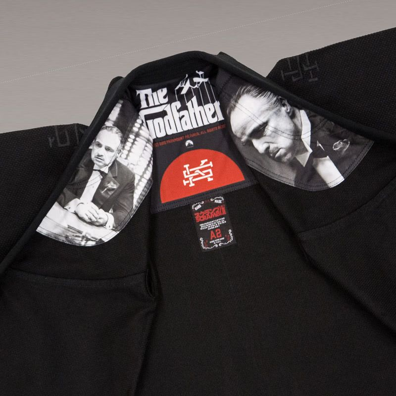 Scramble x The Godfather Kimono