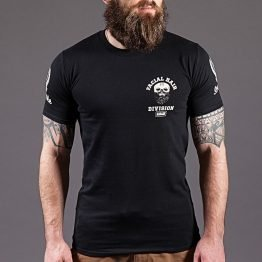 Scramble 'Strong Beard' Tee