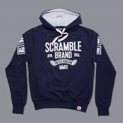 Scramble MMIX Hoody - Navy Blue