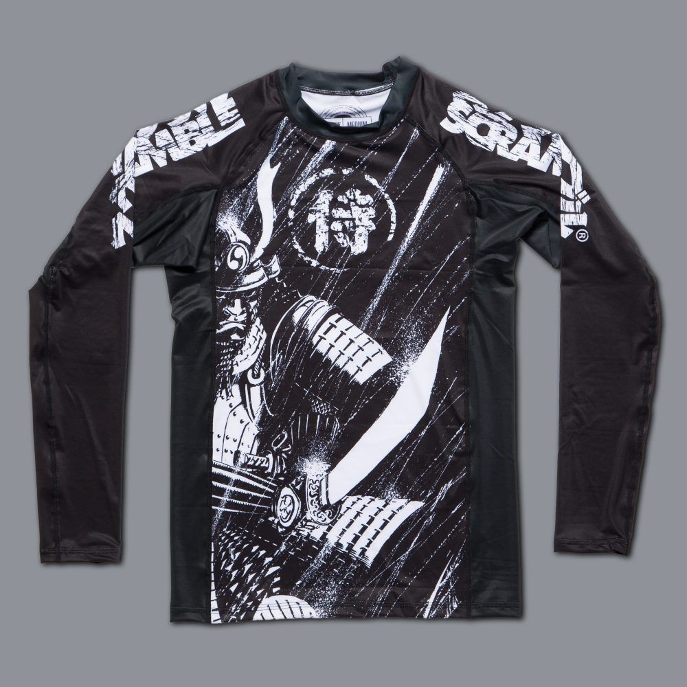Scramble 'Shadows' Rashguard