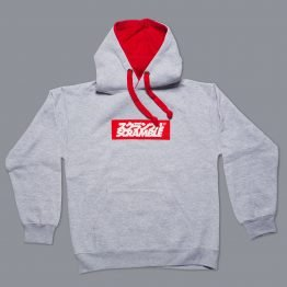 box-logo-hoody-grey