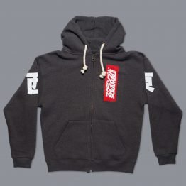 east-west-zip-up-hoody-black-melange