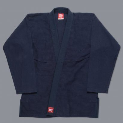 "Scramble ""Standard Issue – Semi Custom"" Kimono – Navy Edition"