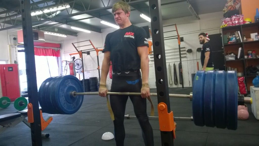 Why I Prefer Front Squats and Romainian Deadlifts for Combat