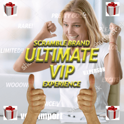Ultimate SCRAMBLE VIP Package!!!1!