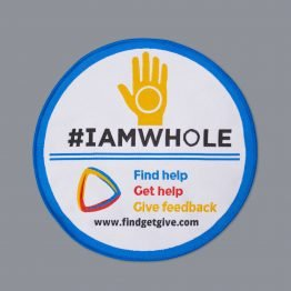 I am Whole - Charity Patch