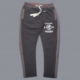 Scramble Brush Logo Joggers - Charcoal