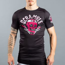 Scramble VV for Victory Rashguard