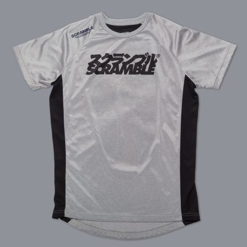 Scramble Technical Training Shirt - White