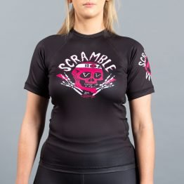 Scramble VV for Victory Rashguard - Ladies Cut