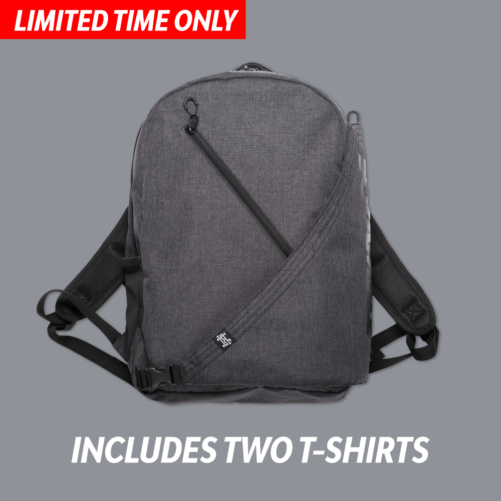 Scramble Lucky Backpack - Double Tee Action