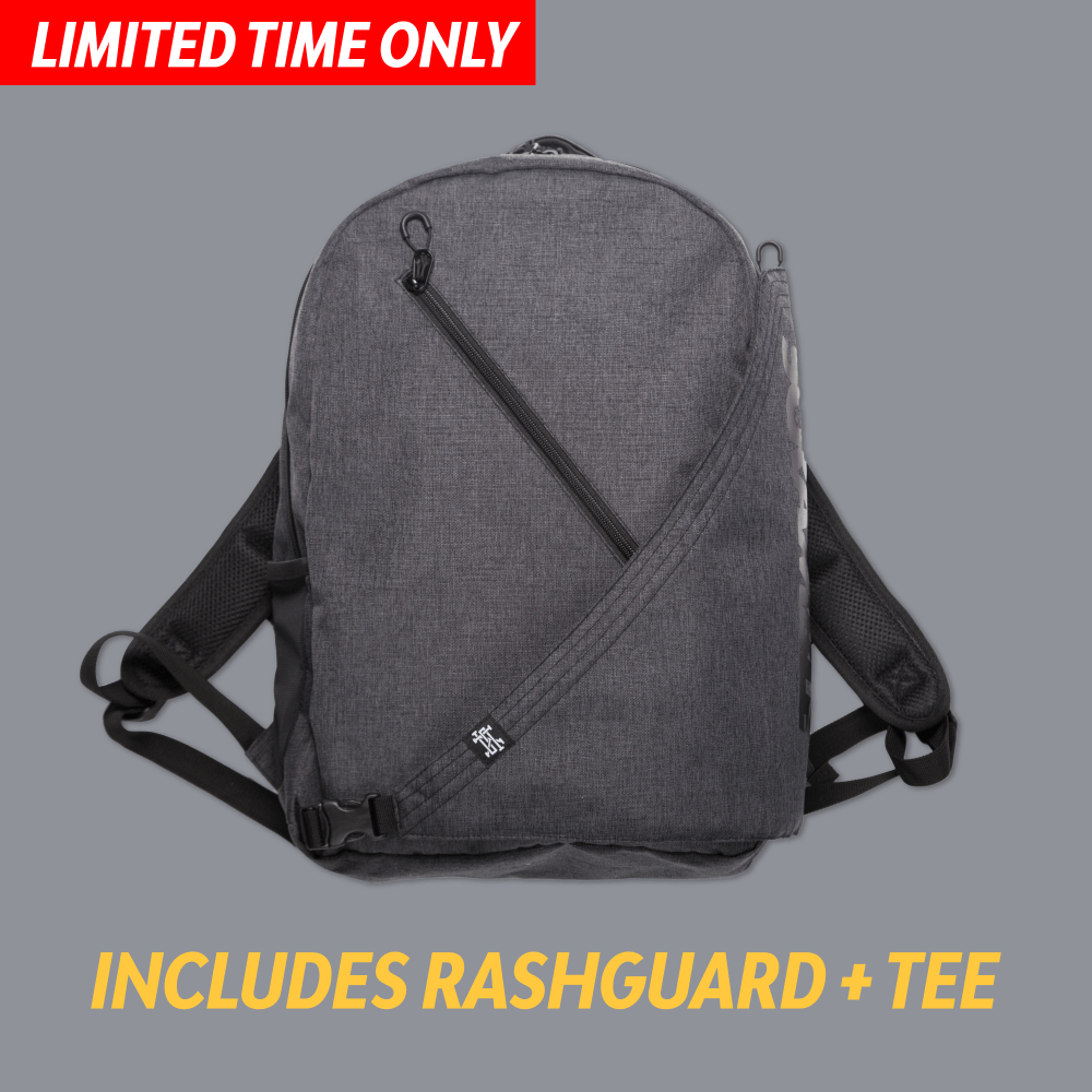 Scramble Lucky Backpack - Tee and Rash Combo-Breaker!