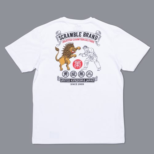 "Scramble ""Unbeatable"" T-Shirt"