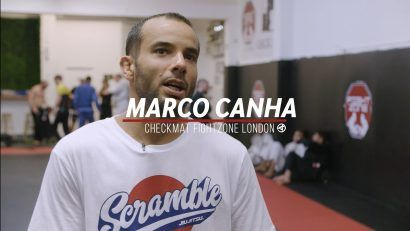 [VIDEO] Marco Canha / Fight Zone London / Scramble