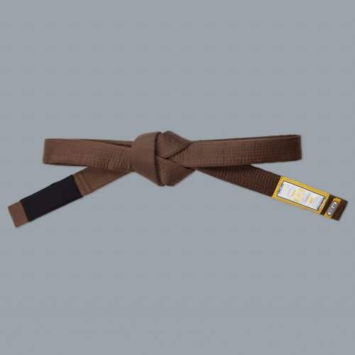 Scramble Tanren v4 BJJ Belt - Brown