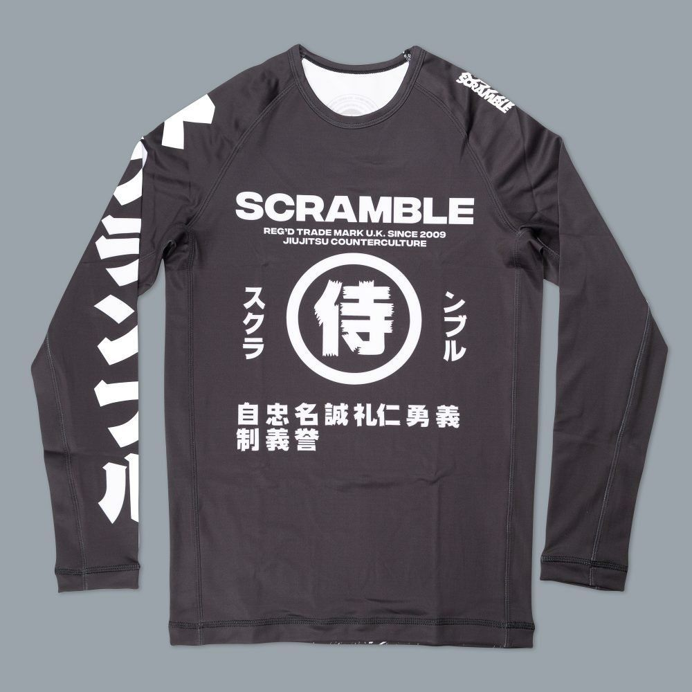 Scramble Shadows V2 Rashguard