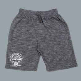Scramble Technique & Spirit Casual Shorts - Grey