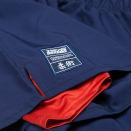 Scramble Combination Shorts - Navy/Red