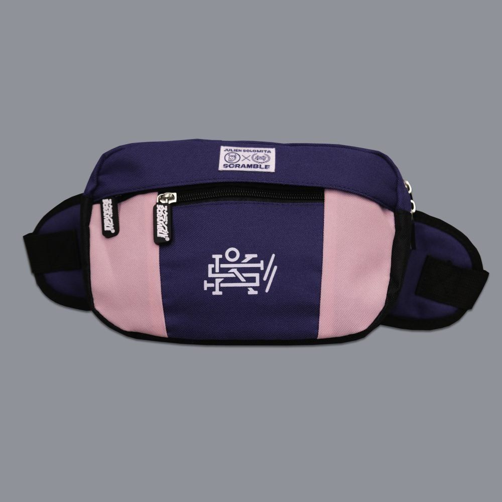 Scramble x Julien Solomita - Fanny Pack - OG Edition