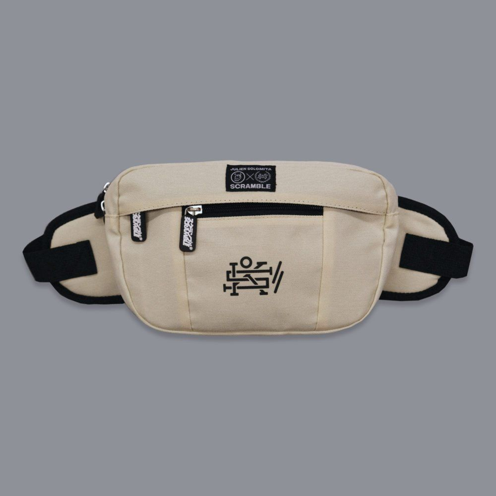Scramble x Julien Solomita - Fanny Pack - Tan Edition