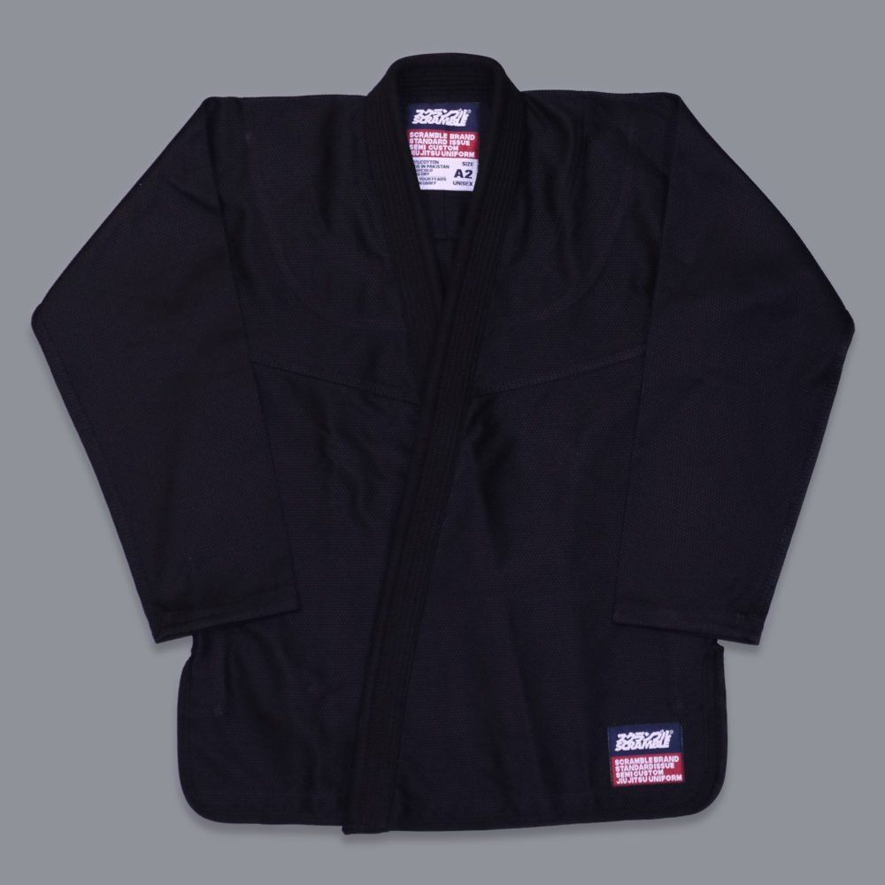 Scramble Standard Issue 2020 - Black - Female Cut