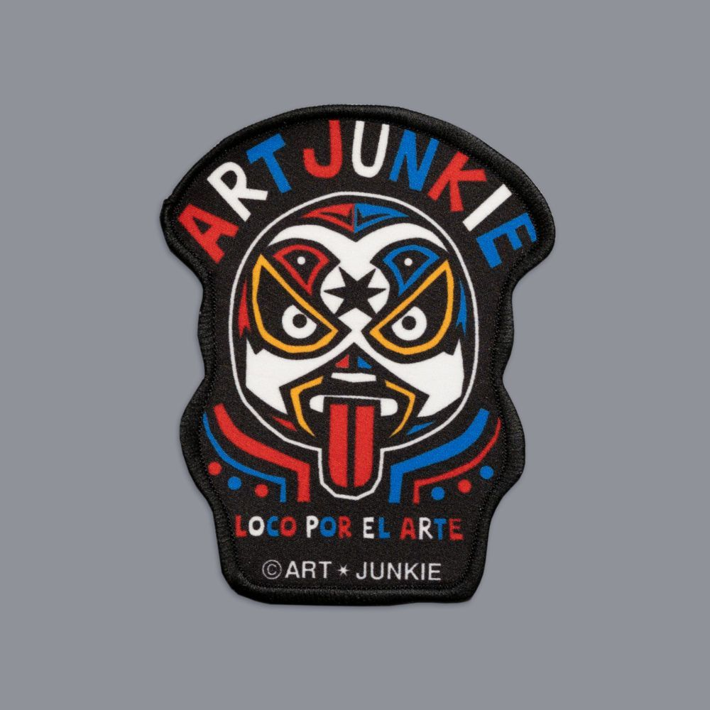 Art Junkie Patch Pack