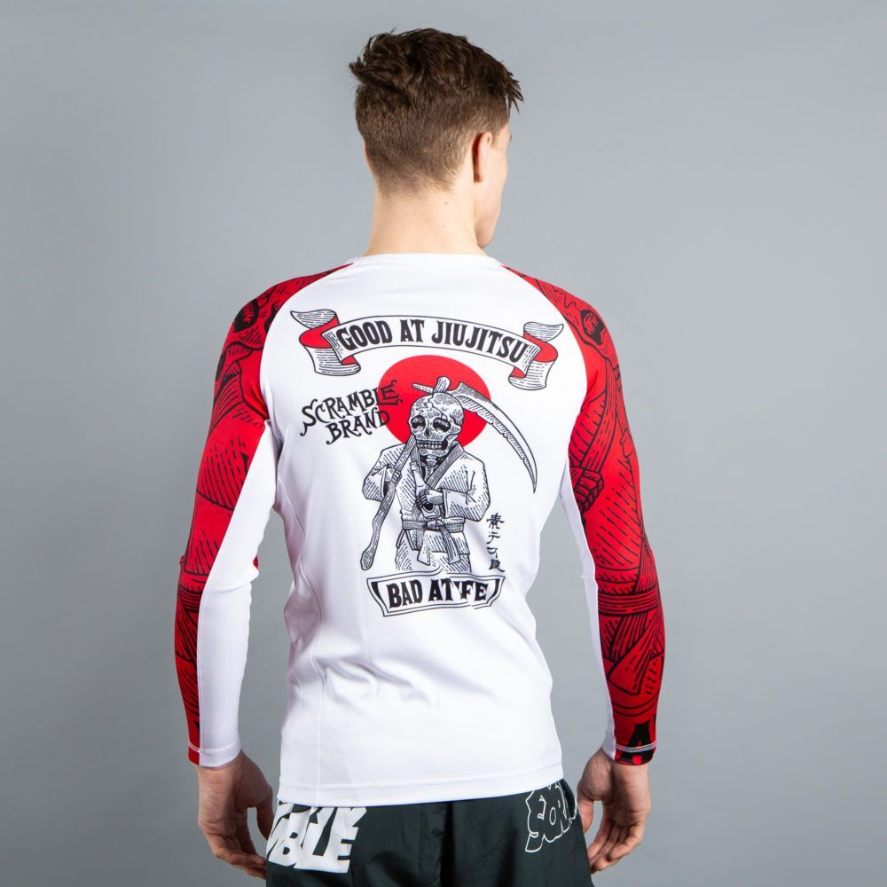 Scramble Bad At Life Rashguard