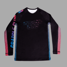 Scramble x Grapple Club Rashguard