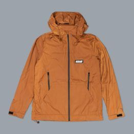 Scramble Tenjin Jacket - Brown