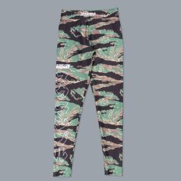 Scramble Base Spats - Tiger Camo