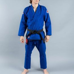Scramble Athlete Gi Female Cut  - Blue