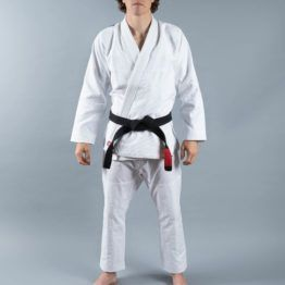 Scramble Athlite Gi Female Cut - White