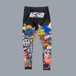 "Scramble x Full Reptile Collective ""L228"" Spats"