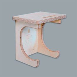 Swifty Balance Board and Roller Wall Bracket